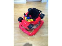 Racing Car / Porsche Baby Walker