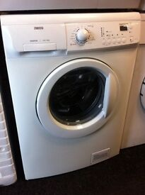 Zanussi essential washing machine