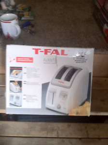T -Fal Toaster