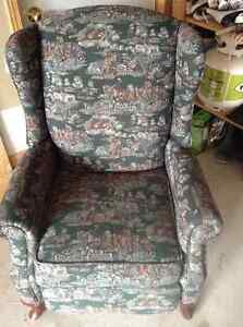 Fauteuil Bergere inclinable West Island Greater Montréal image 1
