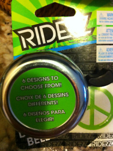 Riderz Bicycle Bell