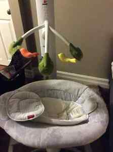 Fisher price swing - barely used