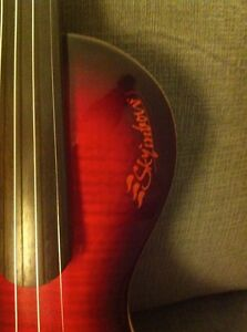 Skyinbow Electric Violin/Fiddle (cash or trade) Cambridge Kitchener Area image 2