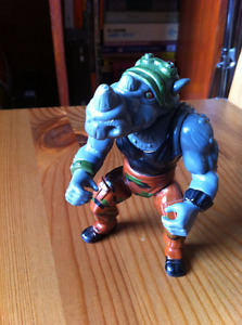 Rocksteady (Rhino from TMNT 1988)