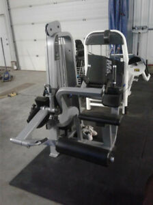 BID-PRECOR SEATED LEG CURL 619