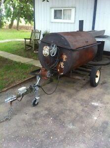 Pig cooker