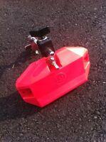 LP jam block percussion + bracket holder