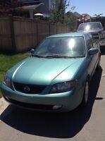 Mazda Protege (REDUCED)