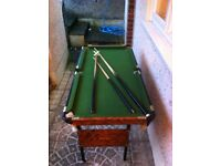 Riley 4ft snooker table