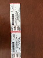 One Direction 2 Tickets