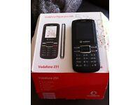 Vodafone 231 mobile phone