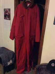 Brand new insulated coveralls. 3XLPICK UP IN