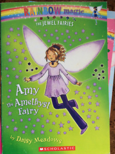Rainbow Magic young reader chapter books