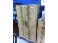 Gents wardrobe + chest of drawers / free Glasgow delivery