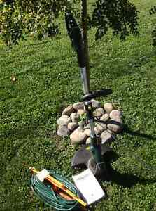 Electric Grass Trimmer with extension cord