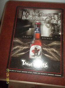 Very Rare, Magnotta brewery beer sign Windsor Region Ontario image 1