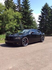 2006 DODGE CHARGER SRT8 - TRADE FOR MUSCLE CAR OR STREET GLIDE