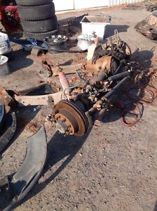 2006 F350 SUPERDUTY FRONT AND REAR AXLE SET UP  Peterborough Peterborough Area image 8