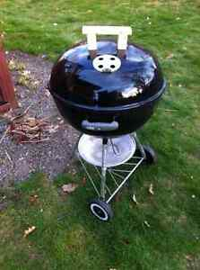 Weber Charcoal BBQ
