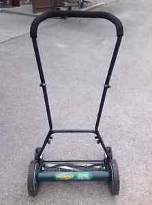 18 inch real mower