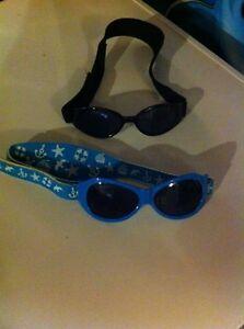 Infant sun glasses