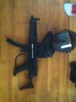 Bt delta paintball marker