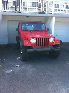 Jeep rangler