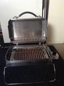 Barbecue portatif stainless