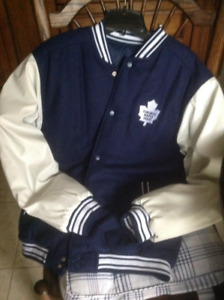 Reversible Toronto Maple Leaf jacket