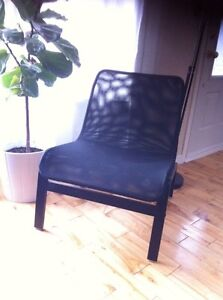 Chaise-fauteuil ikea