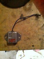 Yamaha voltage regulator