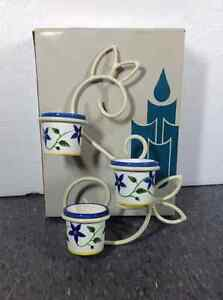 NEW IN BOX Partylite Summer Sconce - P7768