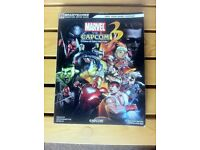 Marvel vs Capcom 3 fate of two worlds guide book ps3 xbox 360 bradygames