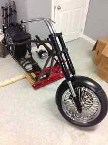 Ultima Hardtail Rolling Chassis