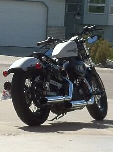 2012 Harley Davidson 48