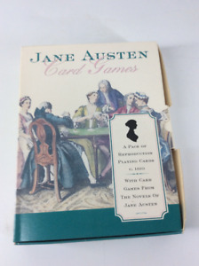 Rare Card Game For Lovers of Everything Jane Austen