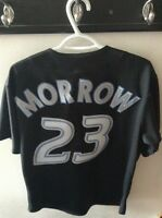 Brandon morrow #23 toronto blue jays jersey