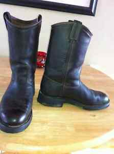 Brahma Winter Insulated Roper Boots
