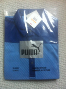 *SALE*  New PUMA, NIKE, UNDER ARMOUR & ADIDAS Polo's