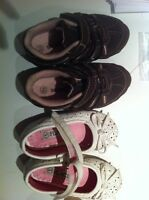 Size 5-5 1/2 girl shoes