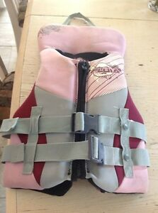Life Jacket (Fluid) Used.Size Small/Medium. $10.00