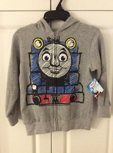 """Thomas & friends"" hoodie size 4T....NEW!!!! Tag on!"
