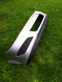 Genuine vauxhall astra sportive front bumper