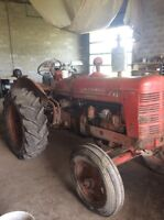 1943 IH W4 for sale