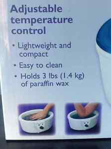 **NEW IN BOX** Silk Line Parafin Warmer - holds 3 lbs Cambridge Kitchener Area image 2