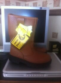 rigger boots new