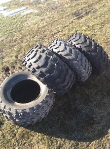 Brand New Never used quad tires