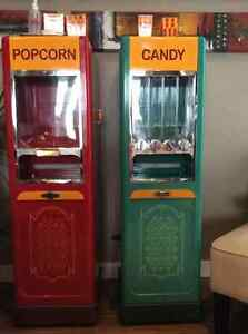 Deluxe popcorn and candy stations Regina Regina Area image 1