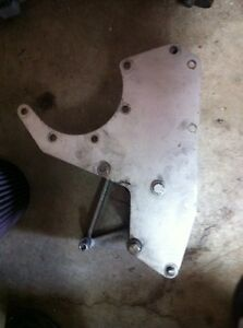 86-93 mustang vortech supercharger bracket