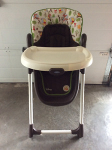 Baby High Chair.